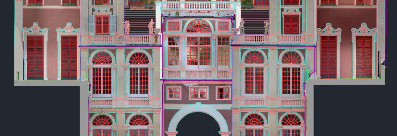 modus architecturae palazzo reale genova
