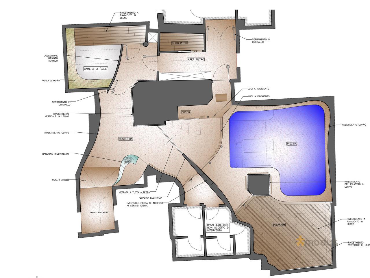 modus architecturae progetto spa